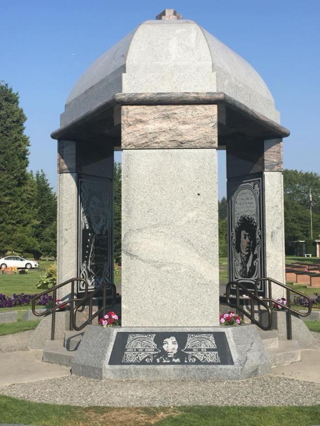 Hendrix Memorial